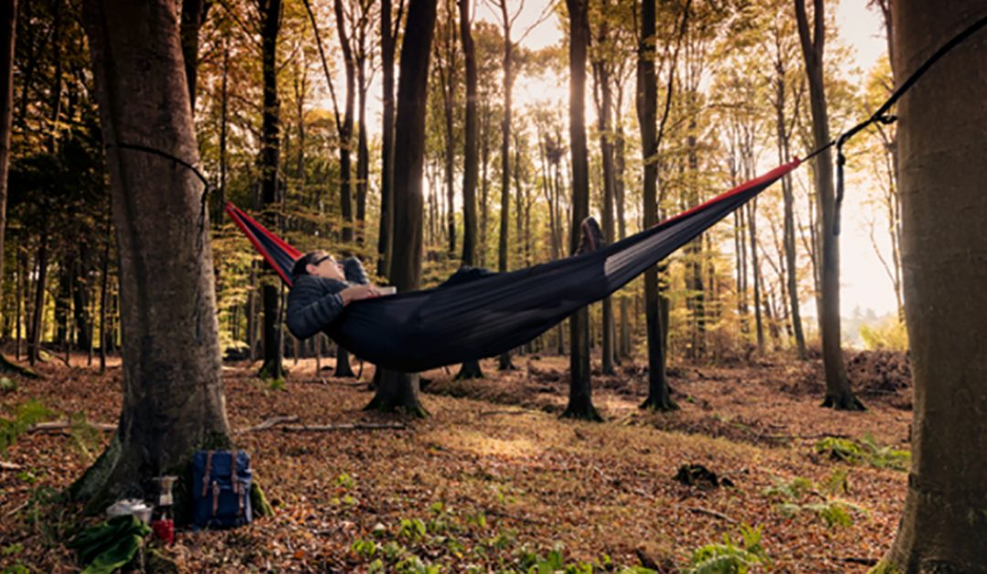 Hammocking is more fun than ever!